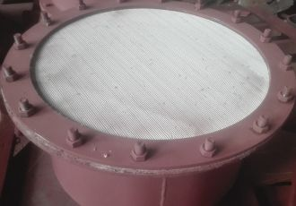 Клапан ПГВУ 091-80 Ду 500 мм.
