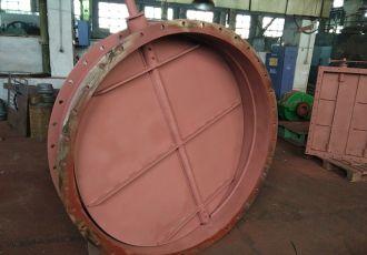Клапан ПГВУ 292-80 Ду 1200 мм.