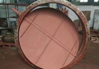 Клапан ПГВУ 292-80 Ду 1400 мм.