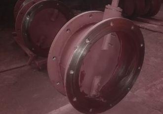 Клапан ПГВУ 292-80 Ду 300 мм.