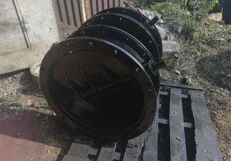 Клапана ПГВУ 292-80 Ду 500 мм. с КОФ