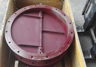 Клапан ПГВУ 292-80 Ду 600 мм.