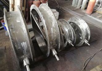Клапан ПГВУ 292-80 и ПГВУ 292-80 из нержавеющей стали