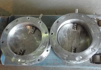 Клапана ПГВУ 292-80 из нержавеющей стали