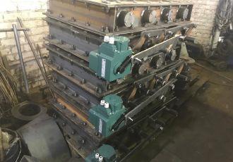 клапана ПГВУ 298-80 с МЭО приводами