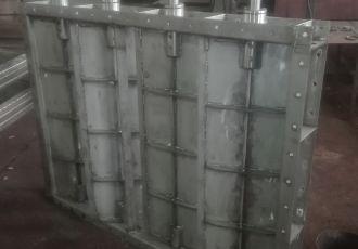 Клапан ПГВУ 298-80 из нержавеющей стали